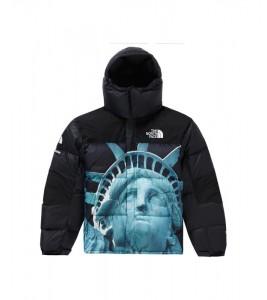 Куртка Supreme х The North Face Statue of Liberty Baltoro Jacket Black