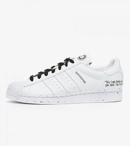 Кроссовки Adidas Superstar White Black