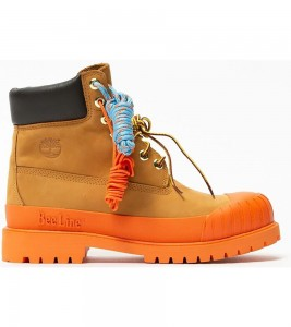 "Ботинки Timberland 6"" BBC Bee Line Wheat Orange"