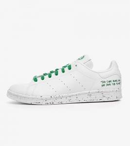 Кроссовки Adidas Stan Smith White Green