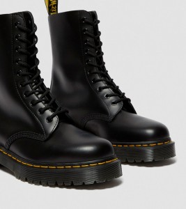 Ботинки Dr. Martens 1490 BEX SMOOTH LEATHER MID CALF BOOTS - Фото №2