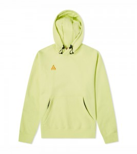 Худи Nike ACG Hoodie Lime