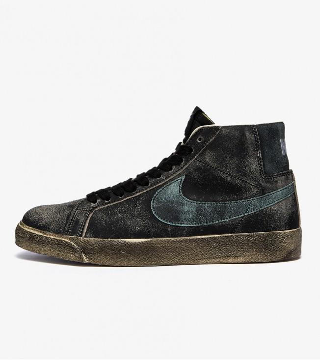 Кроссовки Nike SB Zoom Blazer Mid Premium