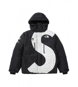 Куртка Supreme х The North Face S Logo Summit Series Himalayan Parka Black