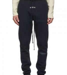 Штаны Fear of God ESSENTIALS x SSENSE Sweatpants Navy - Фото №2