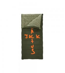Спальный мешок Travis Scott Cactus Jack Olive - Фото №2
