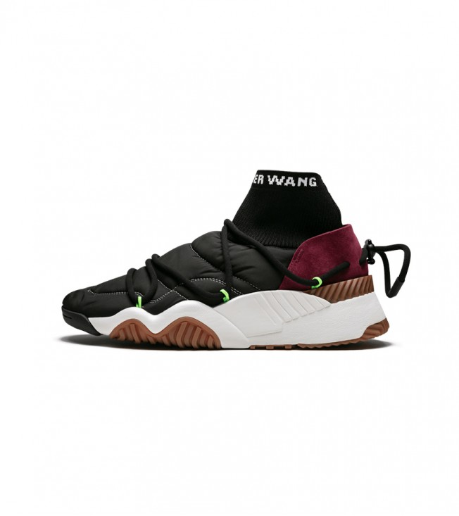 Кроссовки Alexander Wang x Puff Trainer 'Core Black'