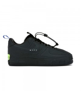 Кроссовки Nike Air Force 1 Experimental Black
