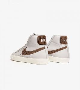 Кроссовки Nike BLAZER MID '77 VNTG WE REPTILE - Фото №2