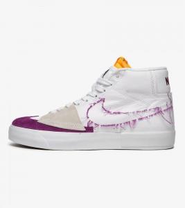 Кроссовки Nike SB Zoom Blazer Mid Edge