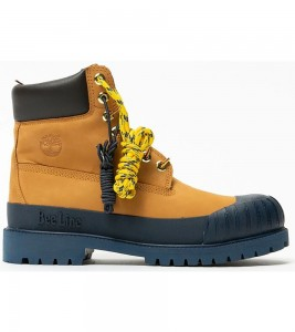"Ботинки Timberland 6"" BBC Bee Line Wheat Navy"