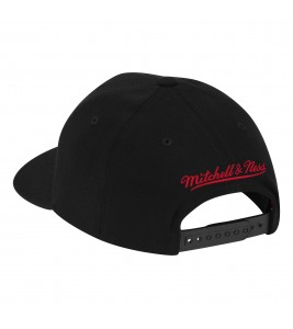 Double Triple Classic Red Snapback Chicago Bulls - Фото №2