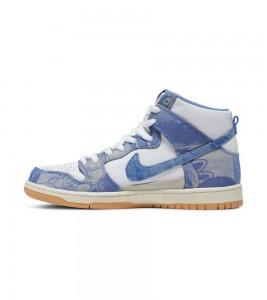 Кроссовки Nike Carpet Company x Dunk High SB - Фото №2