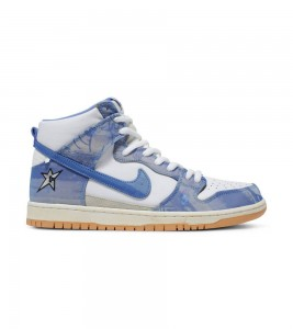 Кроссовки Nike Carpet Company x Dunk High SB