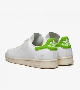Кроссовки Adidas Stan Smith x Kermit - Фото №2