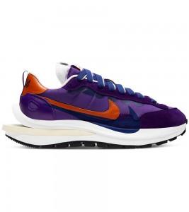 Кроссовки Nike Vaporwaffle sacai Dark Iris
