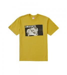 Футболка Supreme Bela Lugosi Yellow