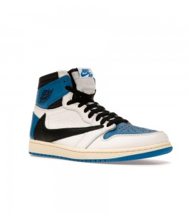 Кроссовки Jordan 1 High OG SP Fragment x Travis Scott - ???? ?20