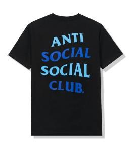 Футболка Anti Social Social Club Forever and Ever Black - Фото №2