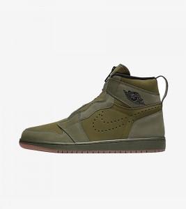 Кроссовки Air Jordan 1 High Zip