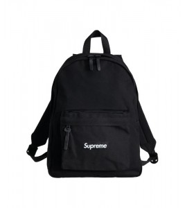 Рюкзак Supreme Canvas Backpack Black