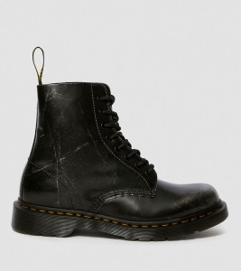 Ботинки Dr. Martens 1460 PASCAL METALLIC LEATHER LACE UP BOOTS