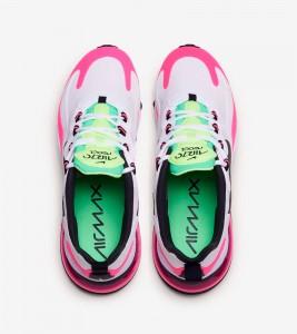 Кроссовки Nike Air Max 270 React Pink W - Фото №2