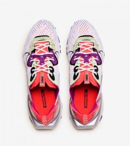 Кроссовки Nike React Vision Volt Crimson - Фото №2
