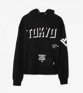 Худи Whiz Limited Tokyo