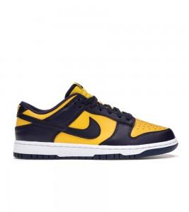 Кроссовки Nike Dunk Low Michigan