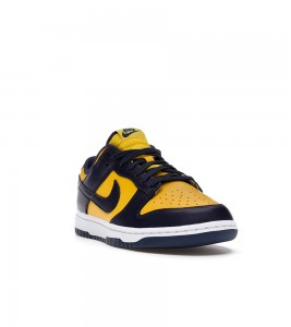 Кроссовки Nike Dunk Low Michigan - Фото №2