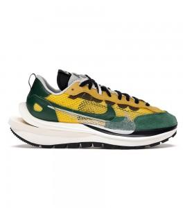 Кроссовки Nike Vaporwaffle sacai Tour Yellow Stadium Green