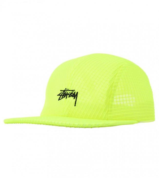 Stussy Grid Mesh Cap Highlighter