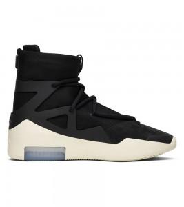 Кроссовки Nike Air Fear Of God 1 Black - Фото №2
