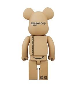 Bearbrick Amazon 400% Brown - Фото №2