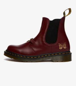 Кроссовки Dr. Martens 2976 Snaffle Boots x Needles