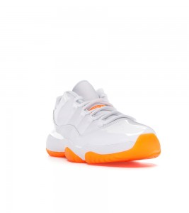 Кроссовки Jordan 11 Retro Low Bright Citrus (W) - Фото №2
