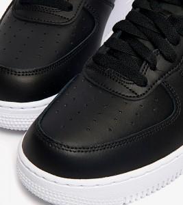 Кроссовки Nike Air Force 1 '07 'Worldwide' Black - Фото №2
