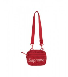 Сумка Supreme Small Shoulder Bag (SS20) Dark Red