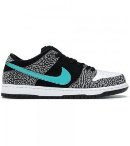 Кроссовки Nike SB Dunk Low atmos Elephant