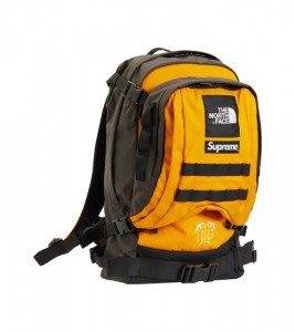 Рюкзак Supreme х The North Face RTG Backpack Gold