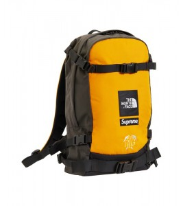 Рюкзак Supreme х The North Face RTG Backpack Gold - Фото №2