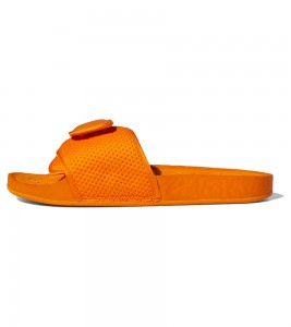 Шлепанцы Pharrell x adidas Boost Slide Orange