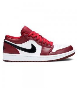 Кроссовки Air Jordan 1 Low Noble Red