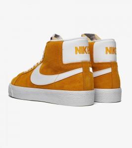Кроссовки Nike SB Zoom Blazer Mid - Фото №2