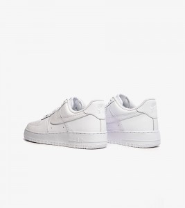 Кроссовки Nike Nike Air Force 1 '07 White - Фото №2