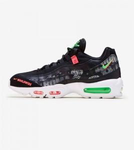 Кроссовки Nike Air Max 95 SE Worldwide Black