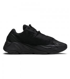 Кроссовки adidas Yeezy Boost 700 MNVN Triple Black - Фото №2