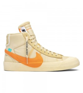 Кроссовки Off-White x Nike Blazer Mid All Hallows Eve