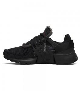 Кроссовки Off-White x Nike Air Presto Black - Фото №2